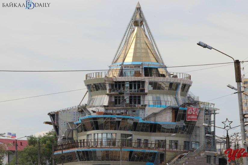 Центр «Арун» в Улан-Удэ попал в 100 самых уродливых зданий