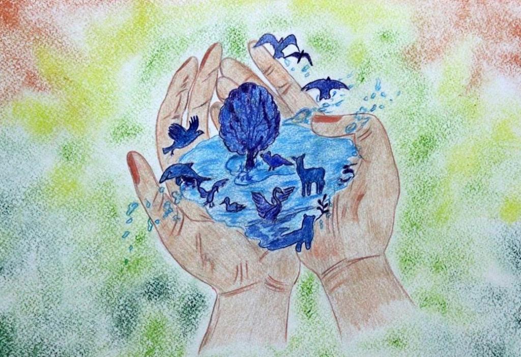 Детей из Бурятии зовут на конкурс социальной рекламы о воде