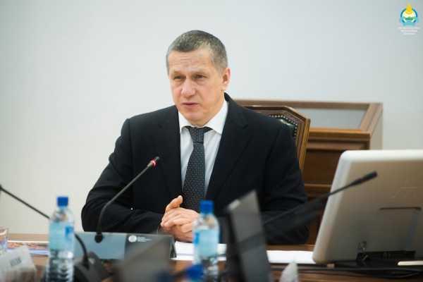В Бурятию прибыл с рабочим визитом Юрий Трутнев