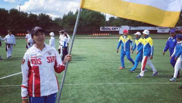 Инна Степанова завоевала бронзу на Всемирных военных играх