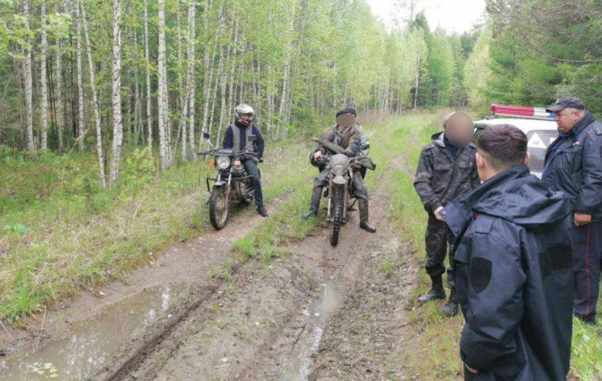 В Иркутской области разыскали заблудившихся в лесу друзей