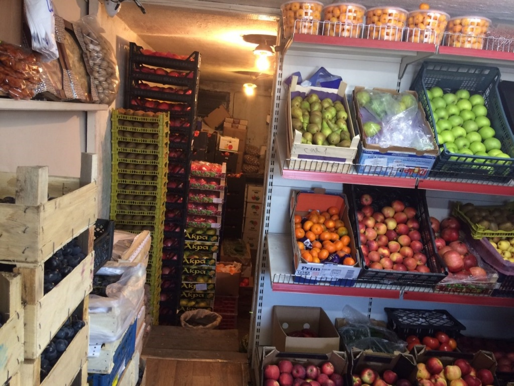 На улан-удэнской базе торговали небезопасными фруктами и овощами