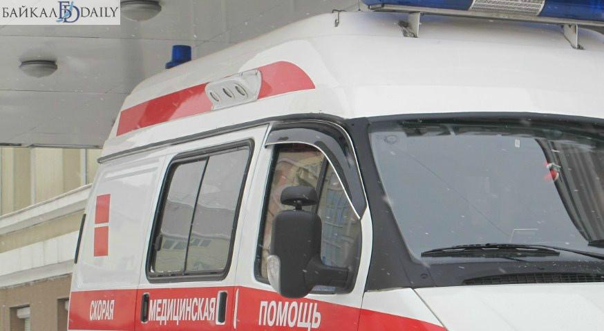 В Улан-Удэ 5-летний ребёнок ночью выпрыгнул из окна