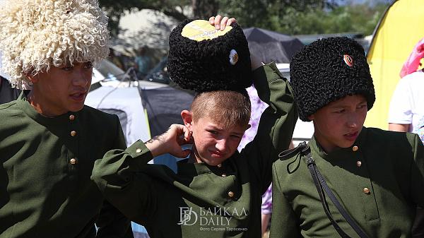 В Чите состоится конкурс-слёт казачьей молодёжи