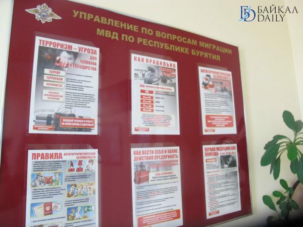Улан-удэнцы фиктивно прописывали иностранцев