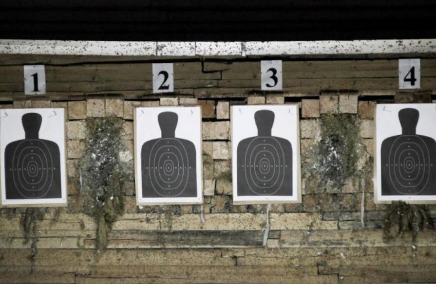 В МВД Бурятии определили лучших стрелков
