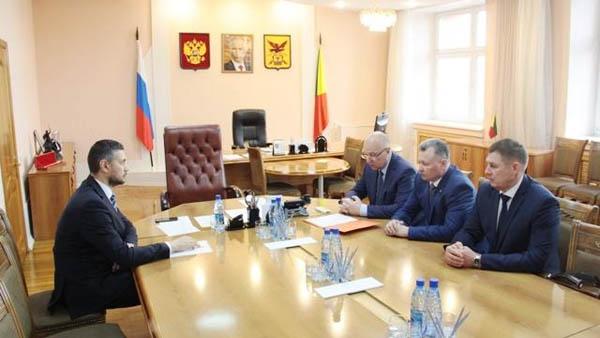 Уроженец Улан-Удэ возглавил УФСБ в Забайкалье