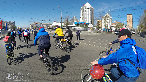 Улан-удэнцев приглашают на велопробег против наркотиков