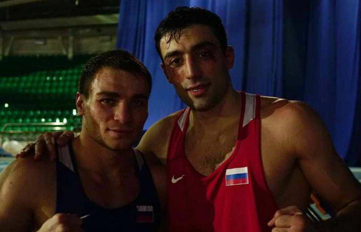 Глава Бурятии поздравил боксёров с победами и серебром чемпионата России