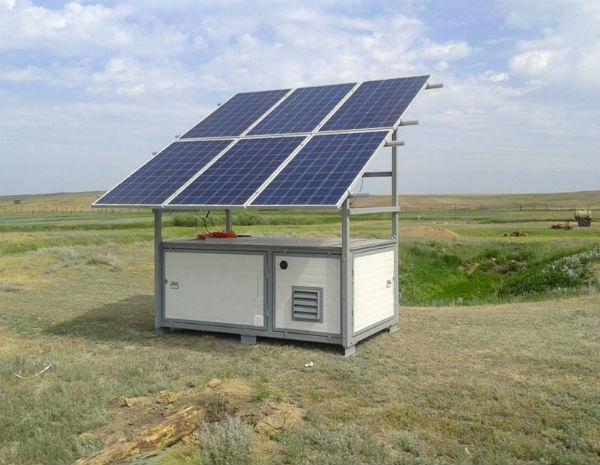 24 бурятских фермера получат солнечные электростанции