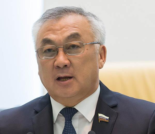 Баир Жамсуев снова назначен сенатором Забайкалья