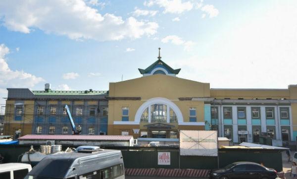 В Улан-Удэ после ремонта привокзальной площади возбудили дело
