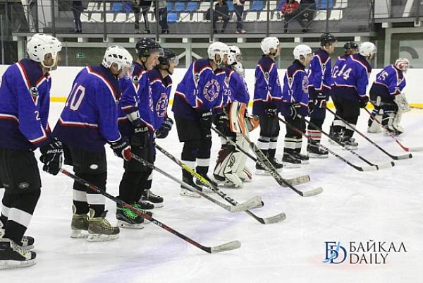 В Улан-Удэ пройдут новые игры Ночной хоккейной лиги