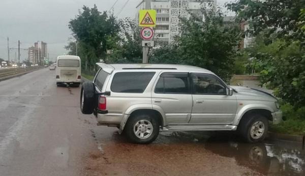 В Улан-Удэ у водителя остановилось сердце за рулём