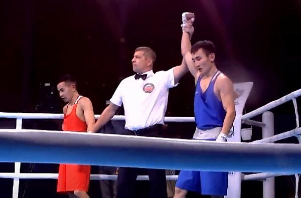Двое боксёров Бурятии стали чемпионами ДФО