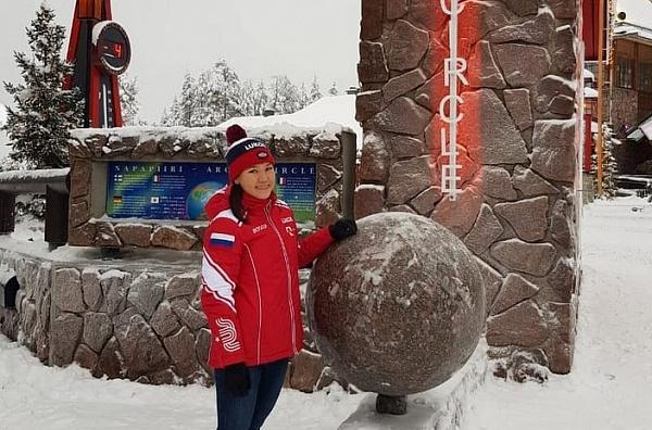 Алиса Жамбалова победила на контрольной тренировке в Финляндии