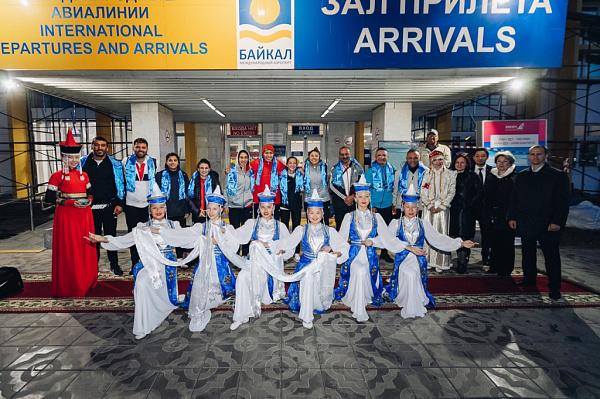 В Бурятию прилетели сборные Турции, Швеции и Польши