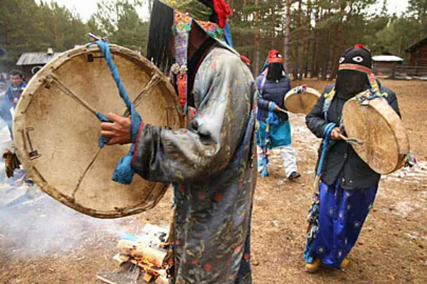 Секс шаманов
