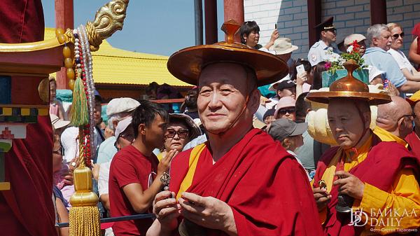 Хамбо Лама: «Сангха России не может больше смотреть и молчать»
