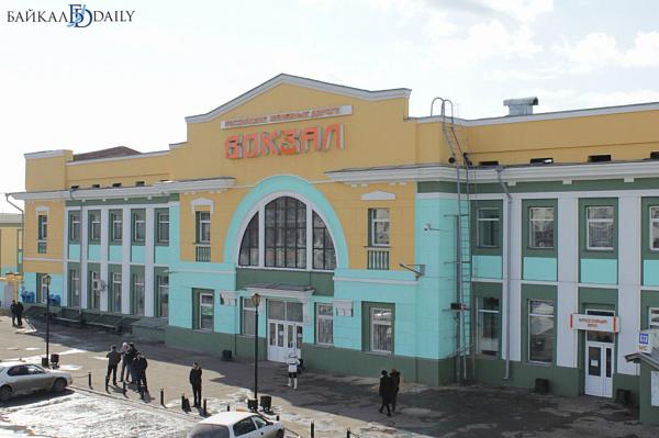Увеличилось число перевозок поездом Улан-Удэ –Иркутск