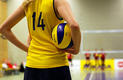 В Чите проведут первый тур чемпионата России по волейболу