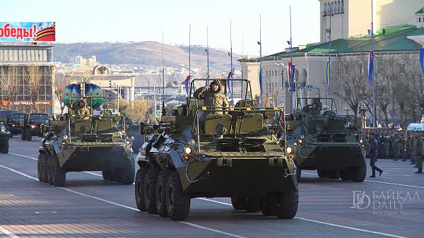 بروفة استعراض يوم النصر الروسي في 9 مايو 2019 تدخل مراحلها النهائيه  IMG_9122_1920