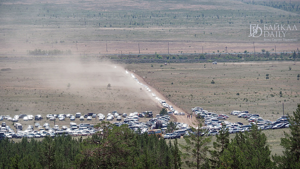 Бурятия впервые приняла международное ралли «Шёлковый путь»