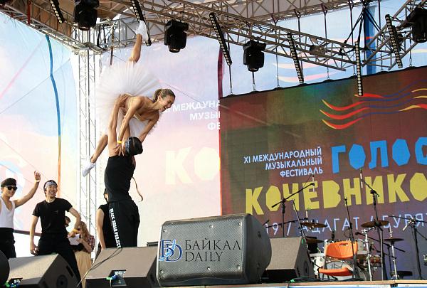 В Бурятии сегодня завершается фестиваль «Голос кочевников»