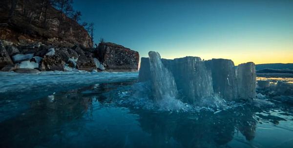 Любительский фильм «Наследие» снял гражданин Иркутска про экологические проблемы Байкала