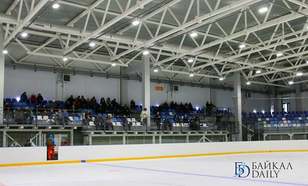На ледовой арене в Улан-Удэ устроят «Вечер танцев»