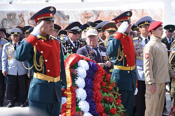 «Спасибо, Россия!»: в Монголии празднуют 80-летие победы на реке Халхин-Гол
