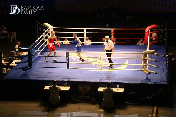 В Улан-Удэ определят чемпиона ДФО по боксу среди мужчин