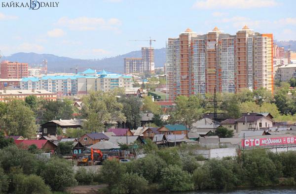 Улан-Удэ признали городом с неблагоприятной городской средой