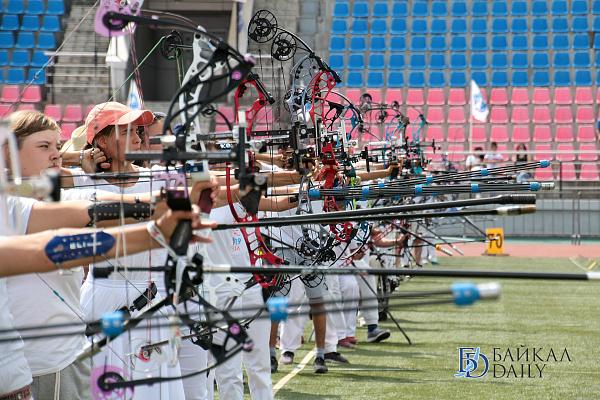 В Улан-Удэ прошёл всероссийский турнир «Стрелы Байкала»