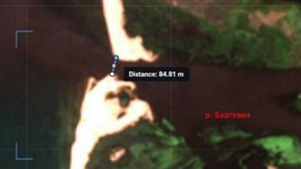 Космоснимки показали последствия повышения уровня Байкала