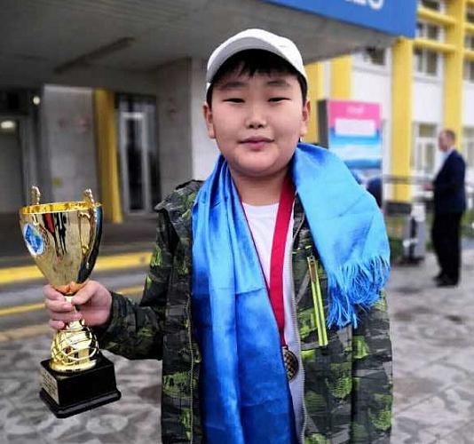 Чемпион мира по шахматам вернулся в Бурятию