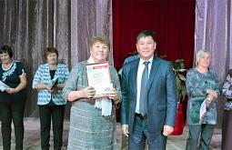 В Хоринском районе Бурятии отметили День пожилого человека
