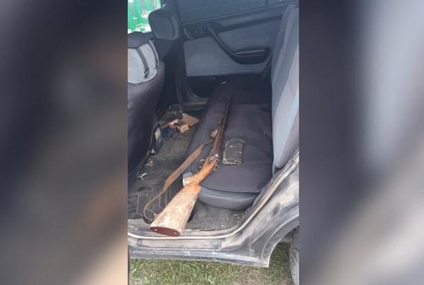 Житель Бурятии нашёл в лесу ружьё во время заготовки веников