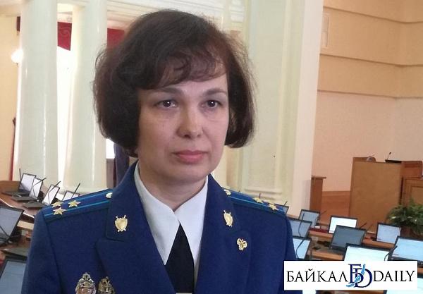 Народный Хурал Бурятии одобрил Галину Ковалеву надолжность обвинителя республики